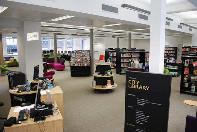 City Library 06