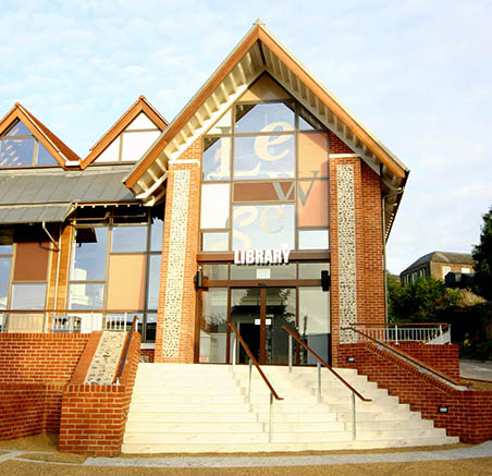 Lewes Library 01