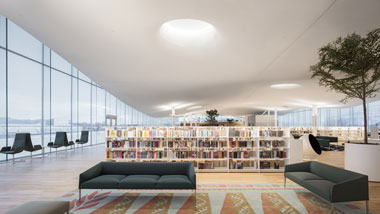 Oodi: Helsinki Central Library